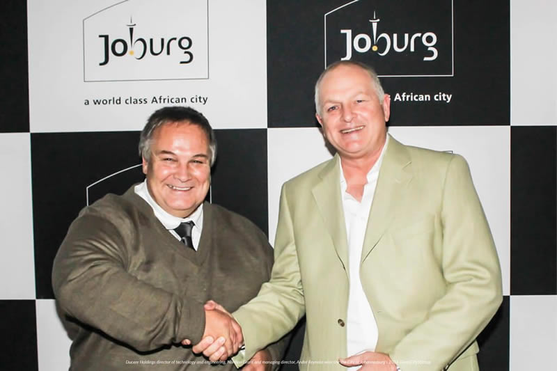 Miser Hydraulic Hybrid Technologies-GCIP-SA finalist wins Joburg's GreenCityStartup
